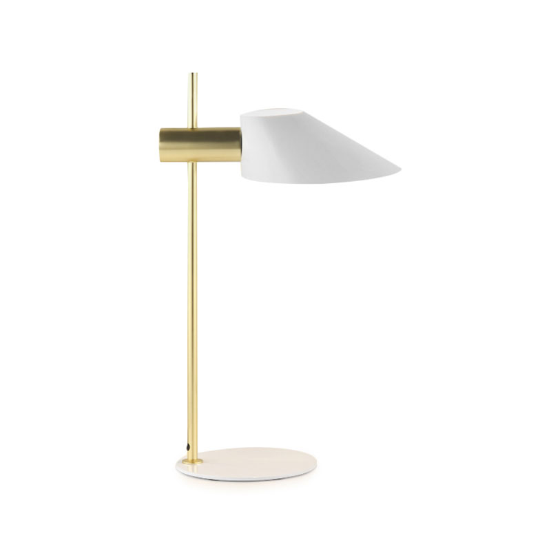 Aromas Gold Cohen Table Lamp by Jana Chang