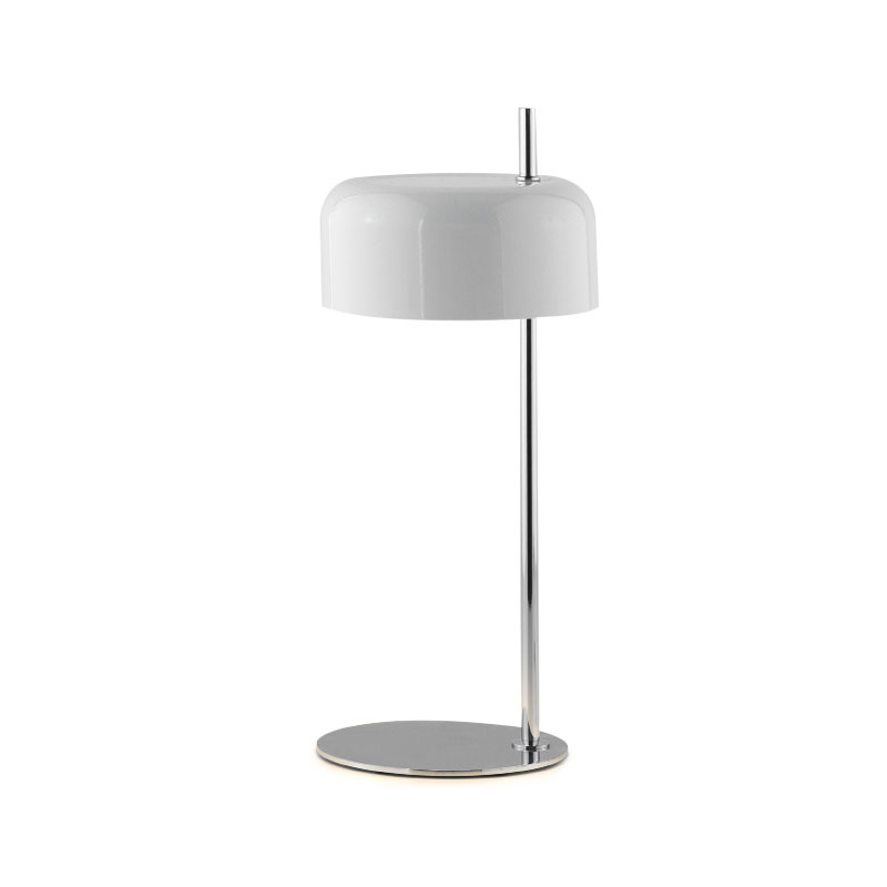 Aromas Lalu Table Lamp in Chrome Set of Two by Jana Chang Olson and Baker - Designer & Contemporary Sofas, Furniture - Olson and Baker showcases original designs from authentic, designer brands. Buy contemporary furniture, lighting, storage, sofas & chairs at Olson + Baker.