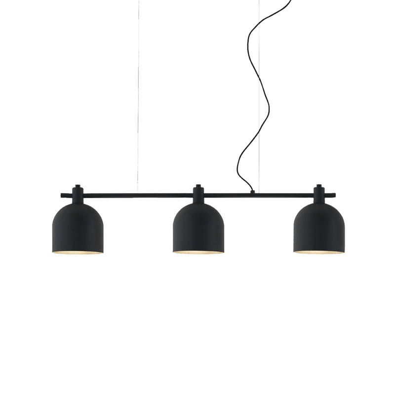 Aromas Luca + Chandelier by AC Studio