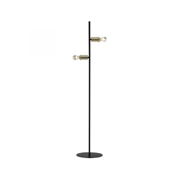 Ohlala Floor Lamp with Round Shades