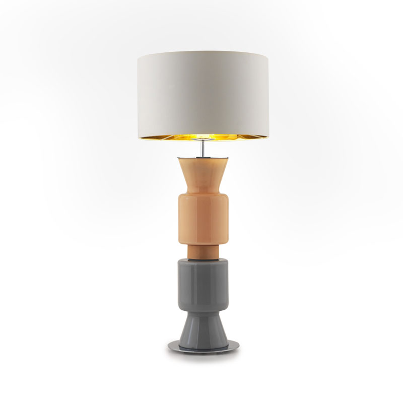 Aromas Ponn Ponn Table Lamp by AC Studio
