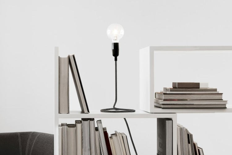 Design House Stockholm Cord Lamp lifestyle 1