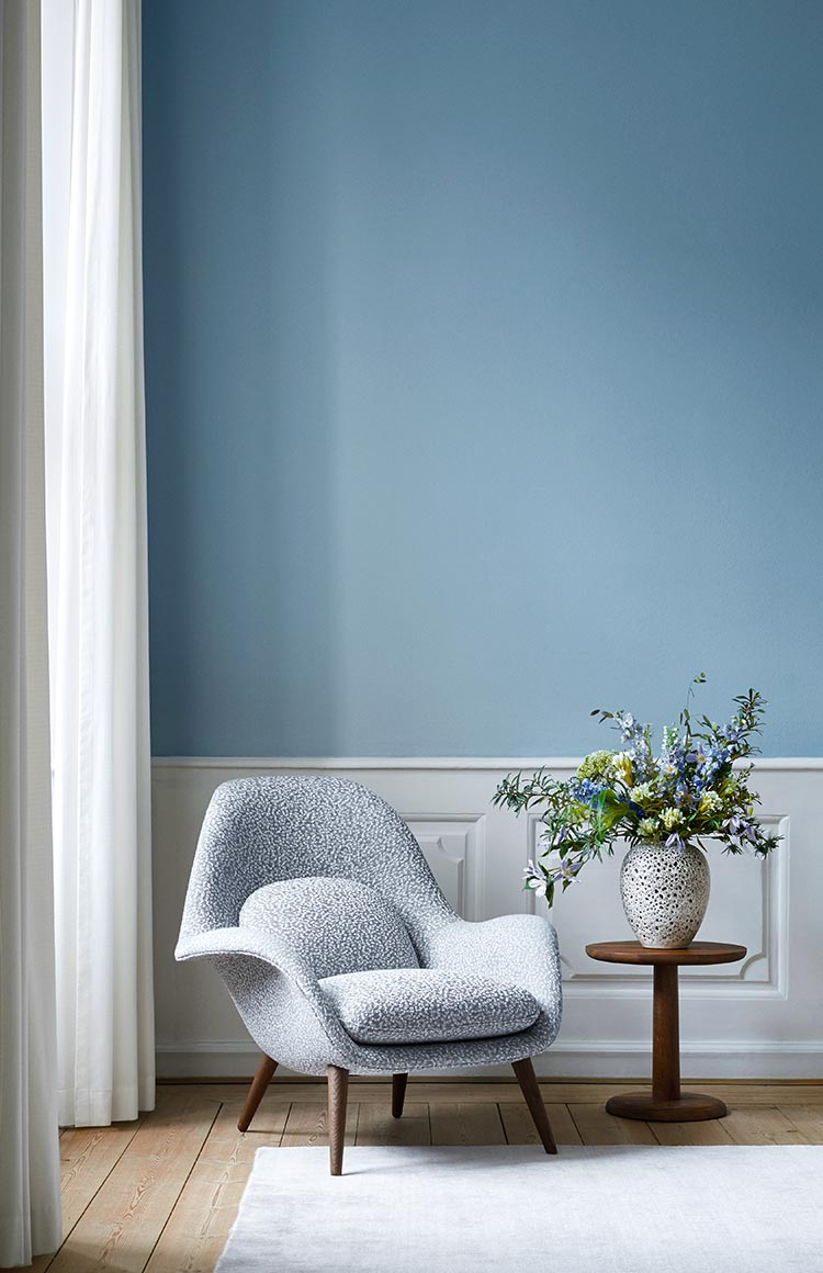 Fredericia Swoon Chair lifestyle 67
