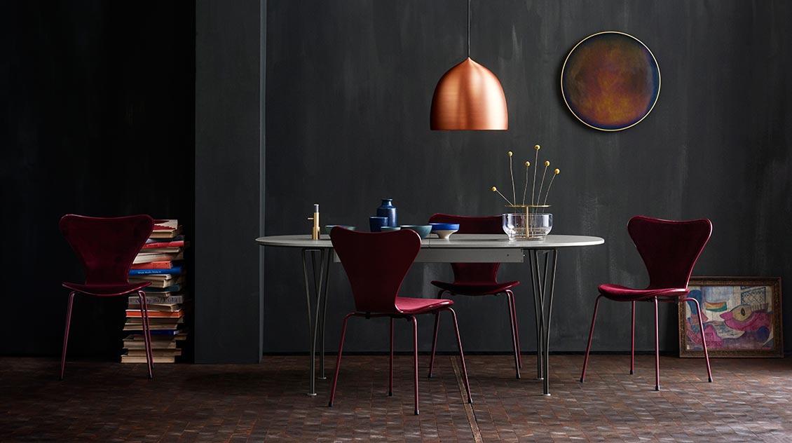 Fritz Hansen Series 7 Chair lifestyle 24