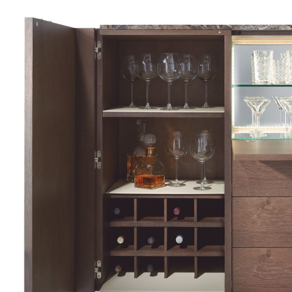 Faraday Bar Cabinet