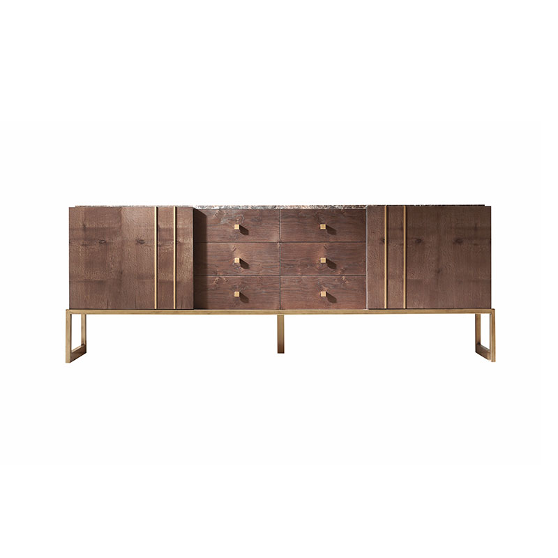 Olson and Baker Faraday Sideboard by Olson and Baker Studio