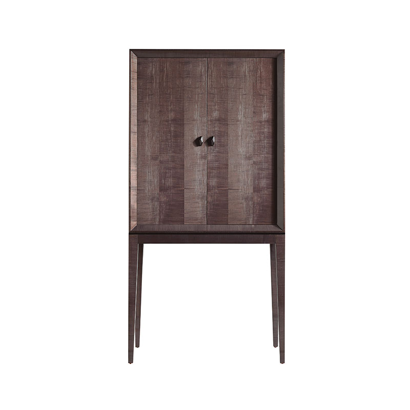 Olson and Baker Gibbons Bar Cabinet by Olson and Baker Studio