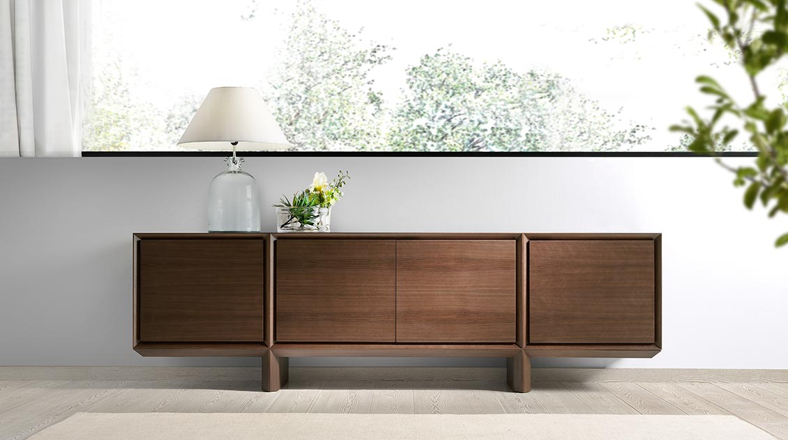 Olson and Baker Herschel Sideboard lifestyle 3