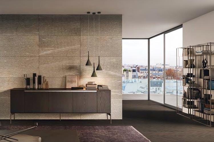Presotto Tower Design bookcase lifestyle