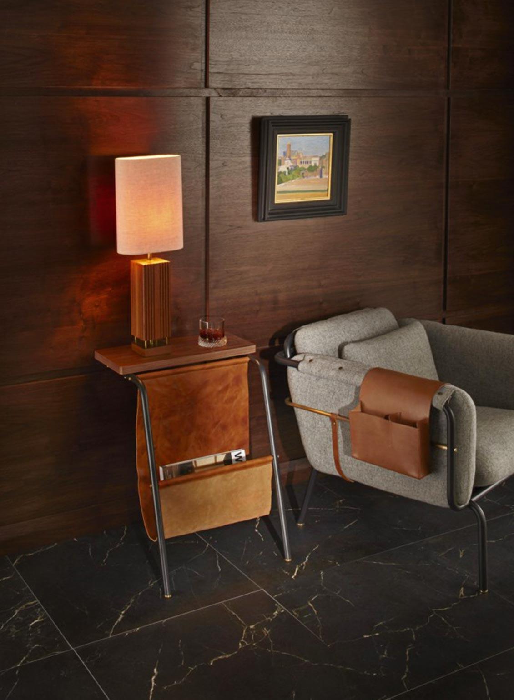 Stellar works Valet chair lifestyle