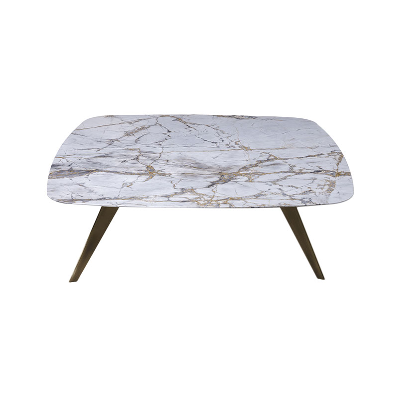 Alex Mint Midas Highway Coffee Table by Alexia Mintsouli Olson and Baker - Designer & Contemporary Sofas, Furniture - Olson and Baker showcases original designs from authentic, designer brands. Buy contemporary furniture, lighting, storage, sofas & chairs at Olson + Baker.