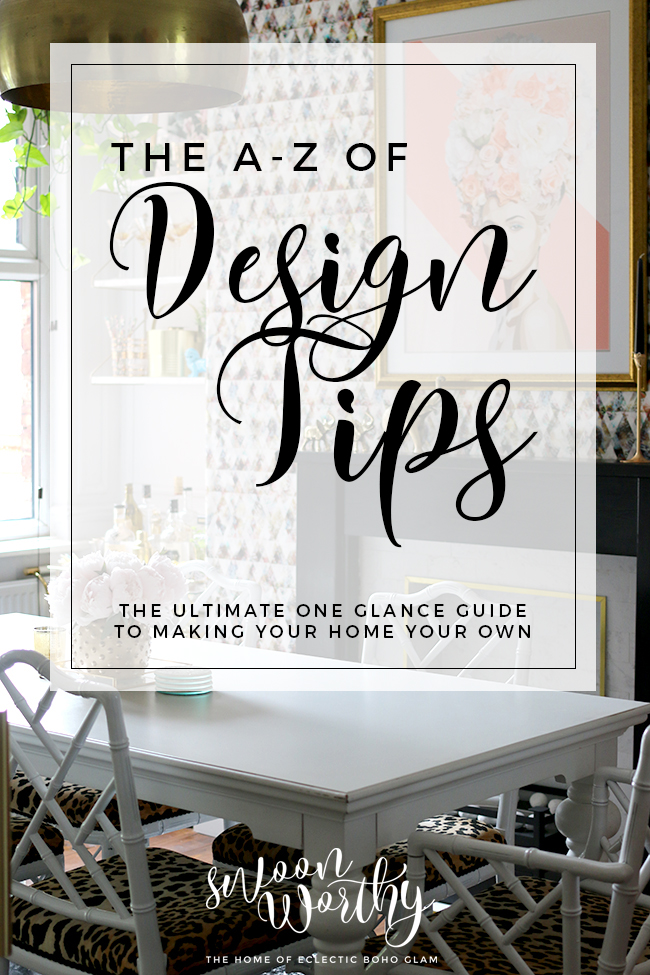 Olson and Baker-The-A-Z-of-Design-Tips-new-Swoon-Worthy-blog