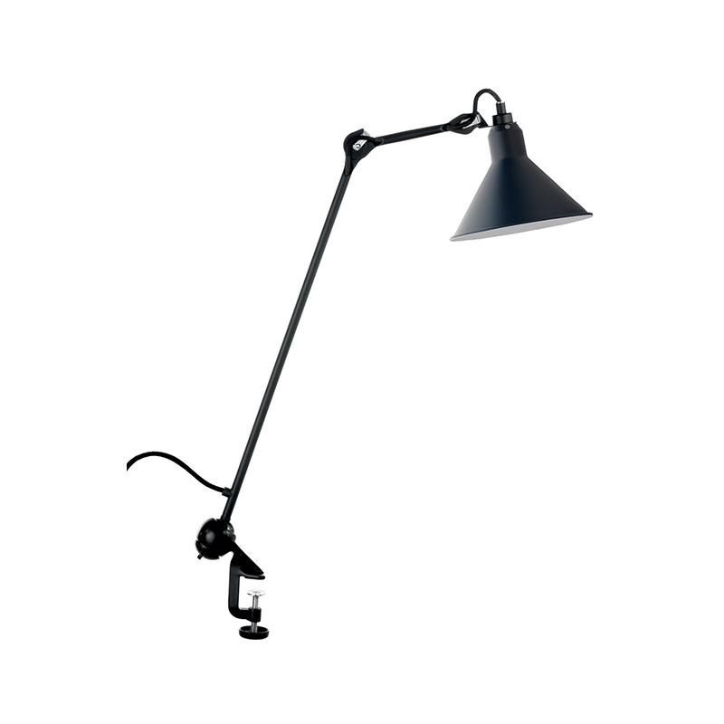 DCW Editions Lampe Gras N201 Wall Lamp with Conic Shade by Bernard-Albin Gras Olson and Baker - Designer & Contemporary Sofas, Furniture - Olson and Baker showcases original designs from authentic, designer brands. Buy contemporary furniture, lighting, storage, sofas & chairs at Olson + Baker.