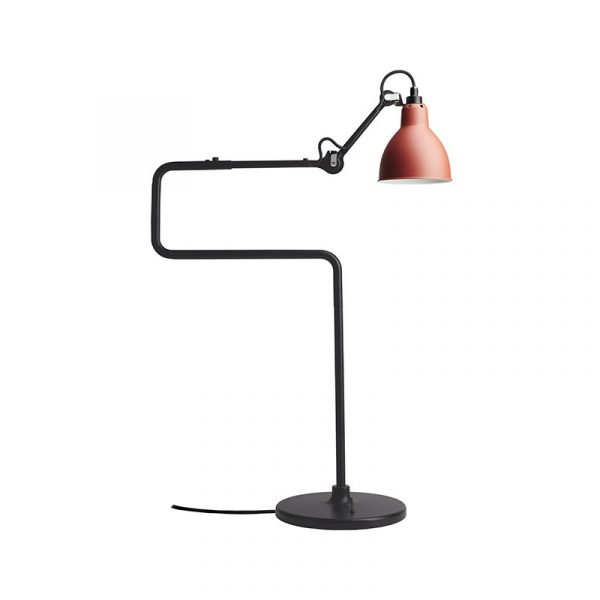 Lampe Gras N317 Table Lamp with Round Shade