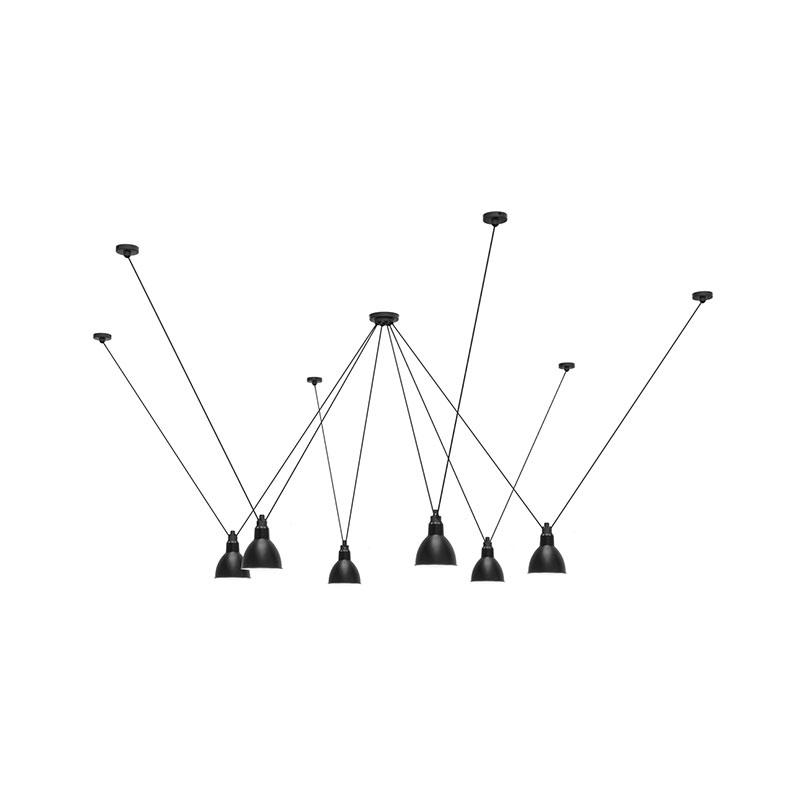 DCW Editions Les Acrobates de Gras 326 Pendant Light by Bernard-Albin Gras
