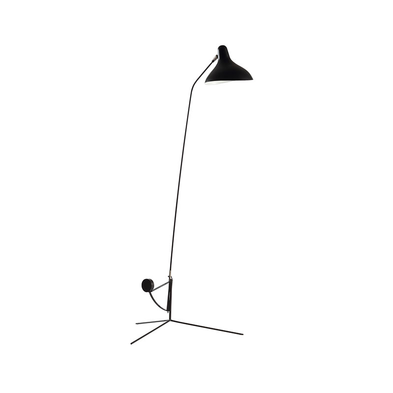 DCW Editions Mantis BS1 Floor Lamp by Bernard Schottlander