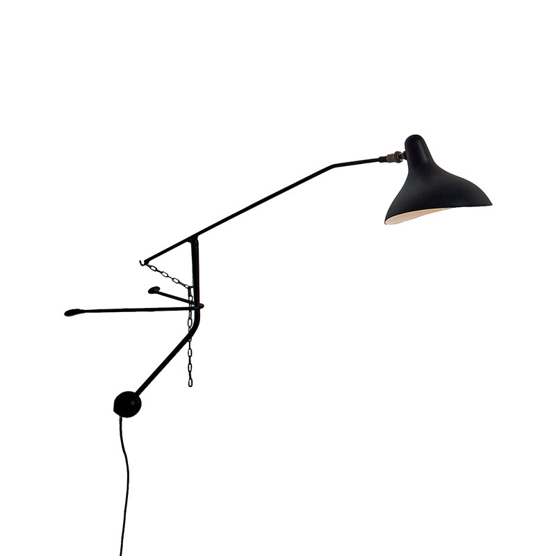 DCW Editions Mantis BS2 Mini Wall Lamp by Bernard Schottlander