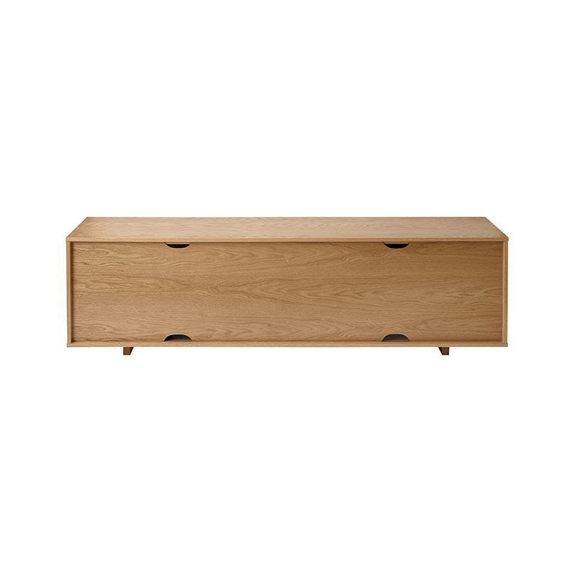 Design House Stockholm Air Low Sideboard by Mathieu Gustafsson Oak 04