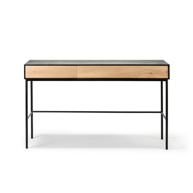 Ethnicraft Blackbird Desk by Alain van Havre
