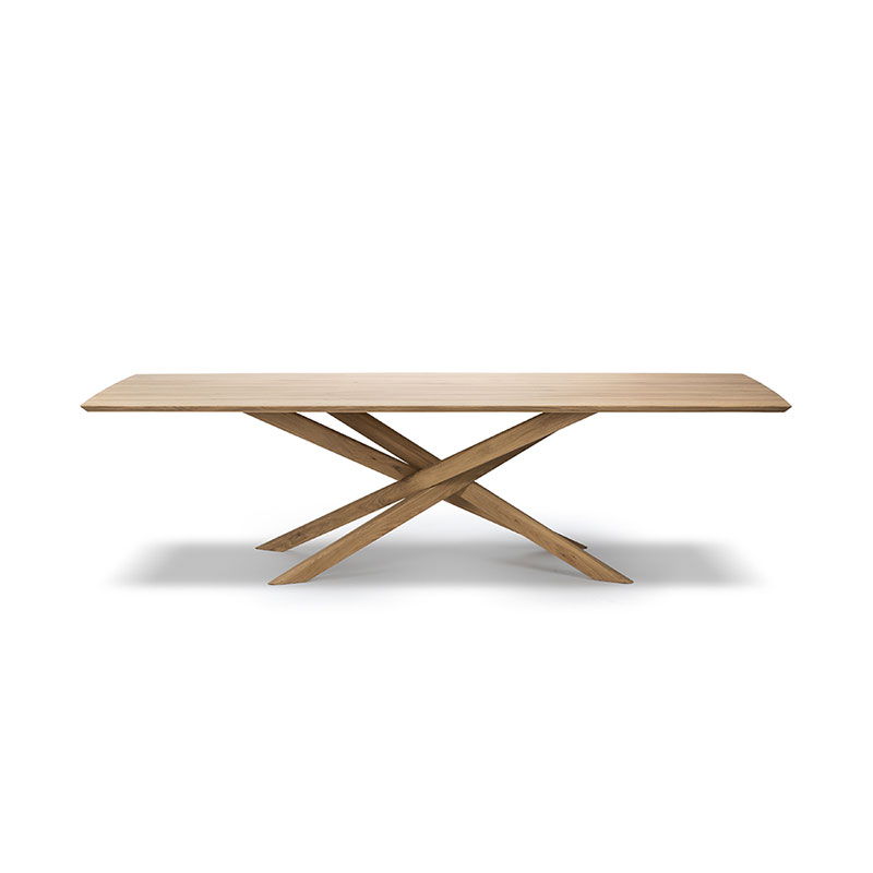 Ethnicraft Mikado Dining Table by Alain van Havre