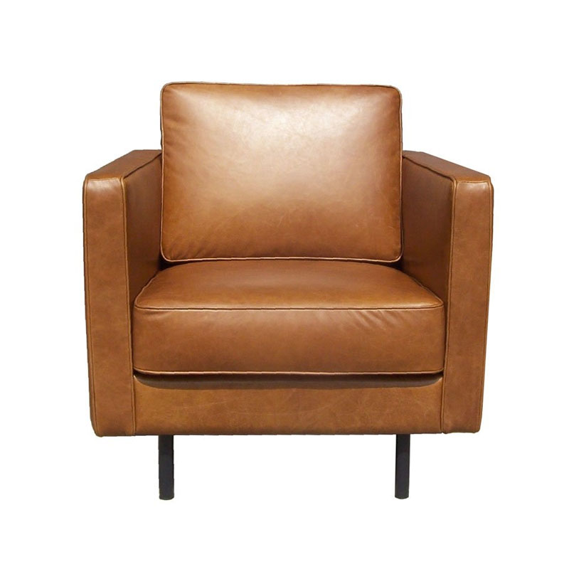 Ethnicraft N501 Armchair by Jacques Deneef