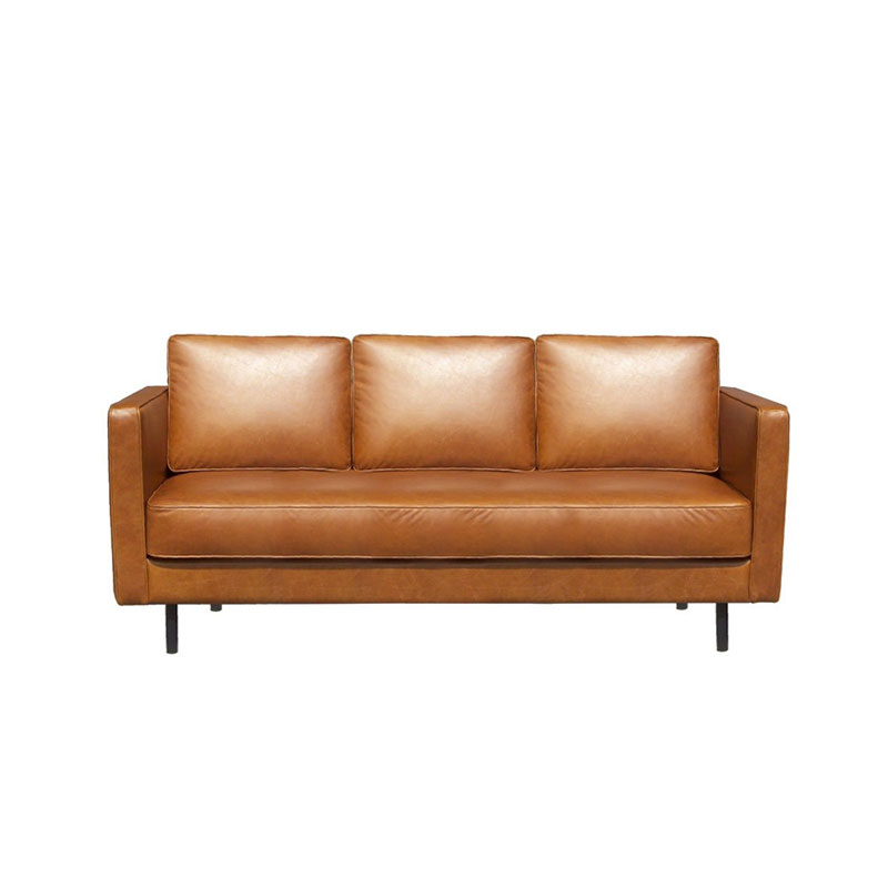 Ethnicraft N501 Three Seater Sofa by Jacques Deneef