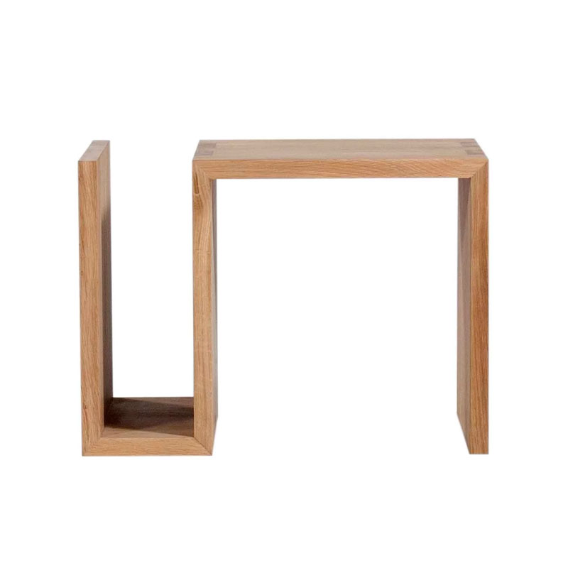 Ethnicraft Naomi Side Table by Naomi Pas