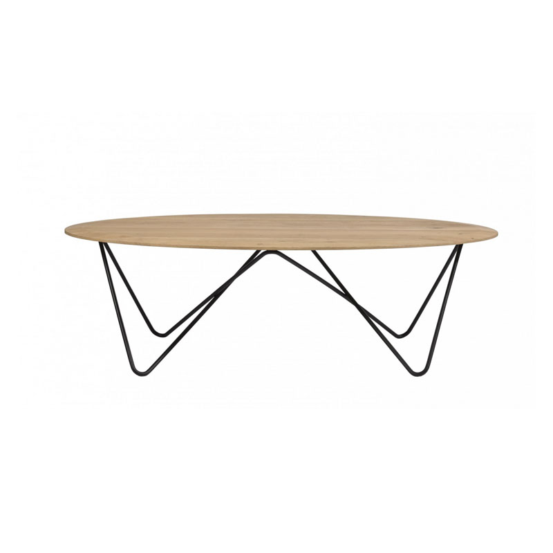 Ethnicraft Orb Coffee Table by Jan & Lara