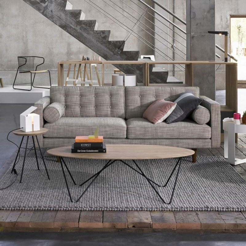 Grote Smalle Sidetable.Orb Coffee Table