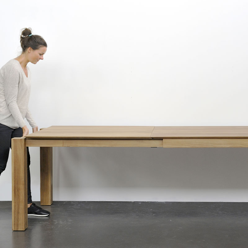 Ethnicraft Slice Dining Table by Nathan Yong 04