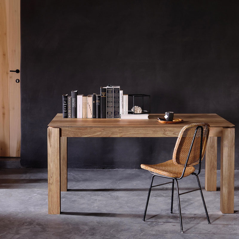 Ethnicraft Slice Dining Table by Nathan Yong 05