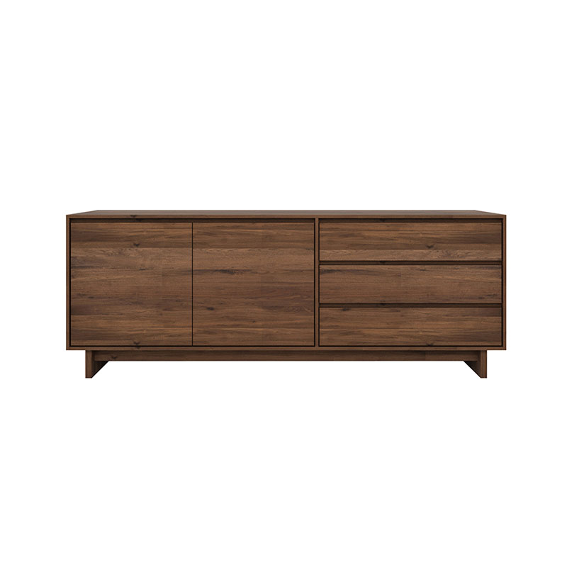 Ethnicraft Wave Sideboard by Constance Guisset
