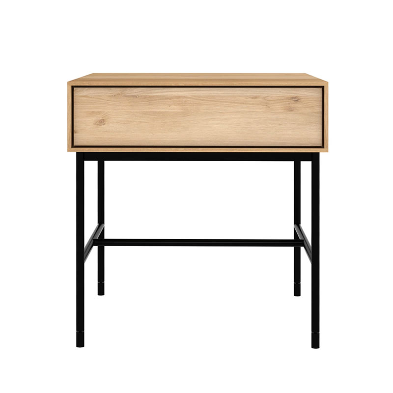 Ethnicraft Whitebird Bedside Table by Alain van Havre