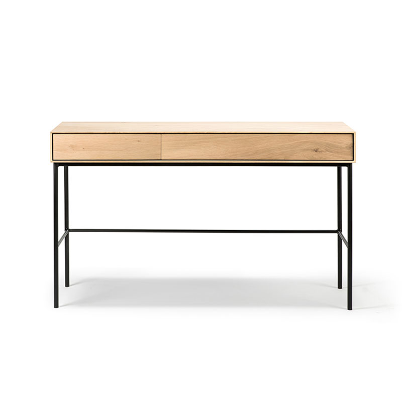 Ethnicraft Whitebird Desk by Alain van Havre