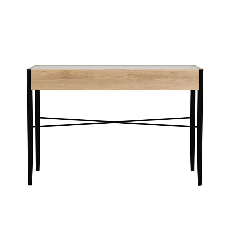 Ethnicraft Window Console by Constance Guisset