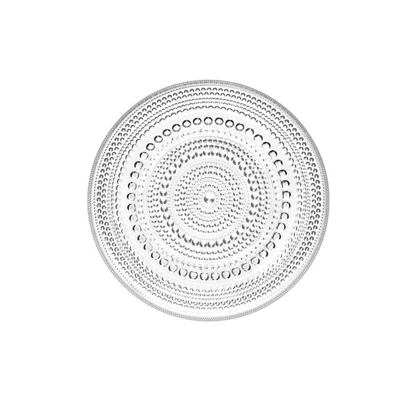 Iittala Kastehelmi 170mm Plate - Set of Six by Oiva Toikka