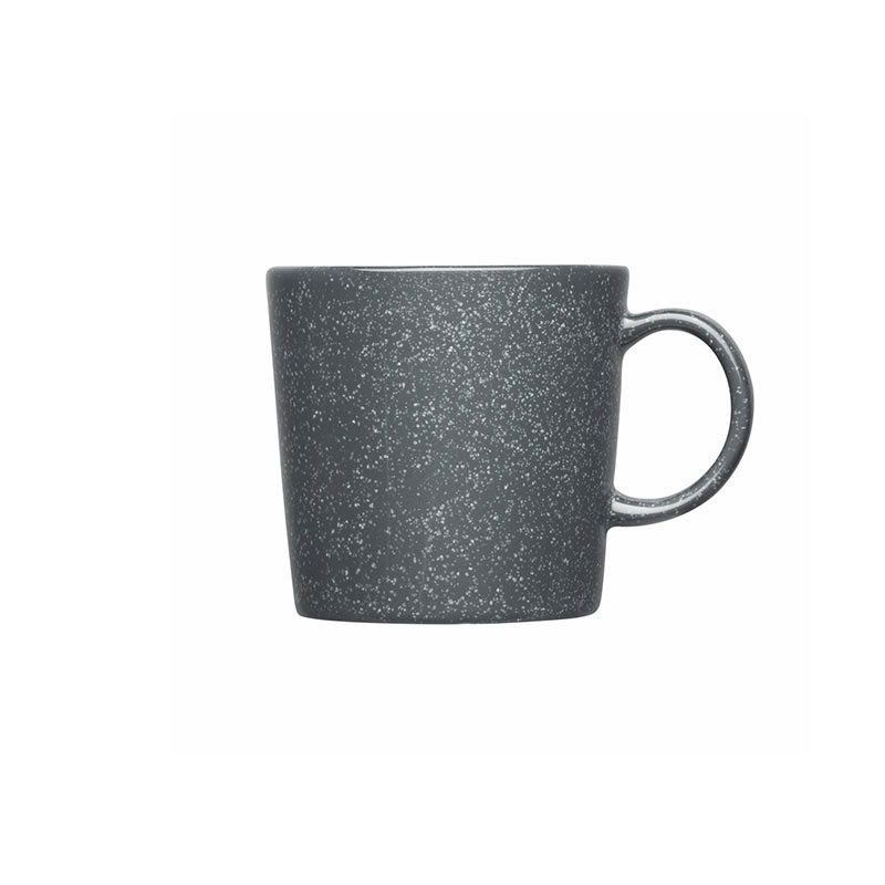 Iittala Teema 0.3L Mug - Set of Six - Dotted Grey by Kaj Franck