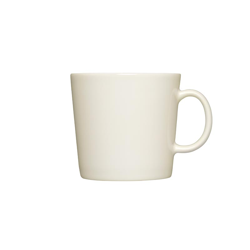 Iittala Teema 0.4L Mug - Set of Six by Kaj Franck