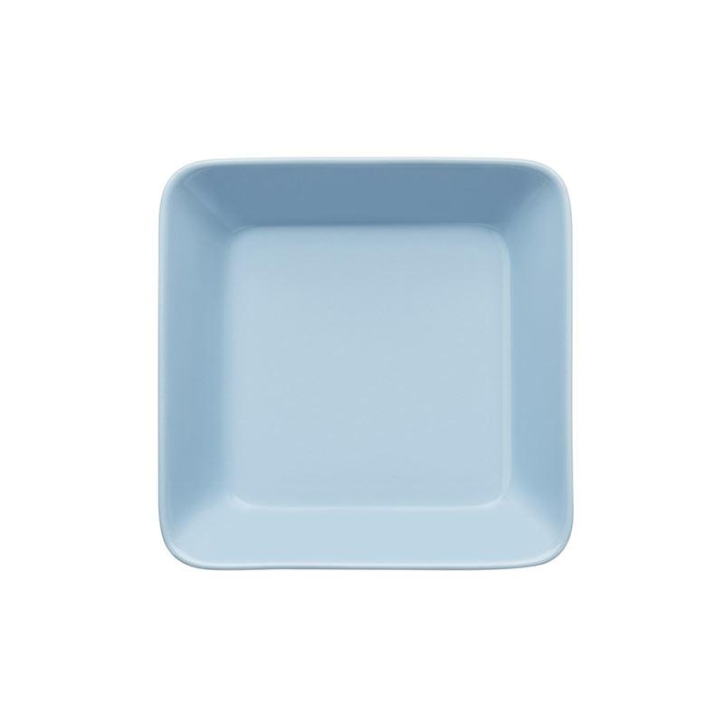 Iittala Teema 16 x 16cm Square Plate - Set of Two by Kaj Franck