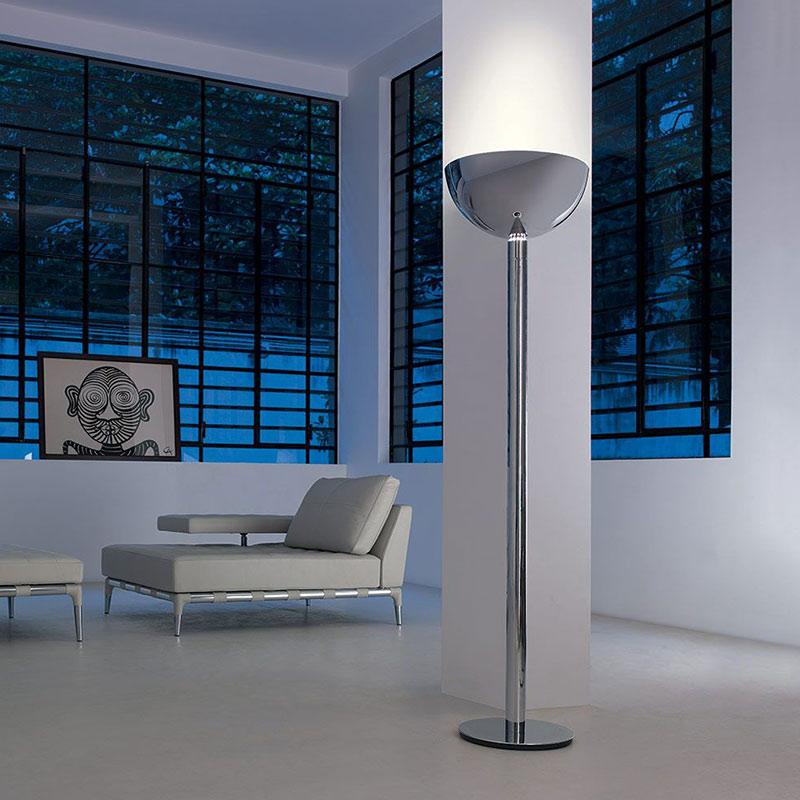 Nemo Lighting AM2Z Floor Lamp by F. Albini
