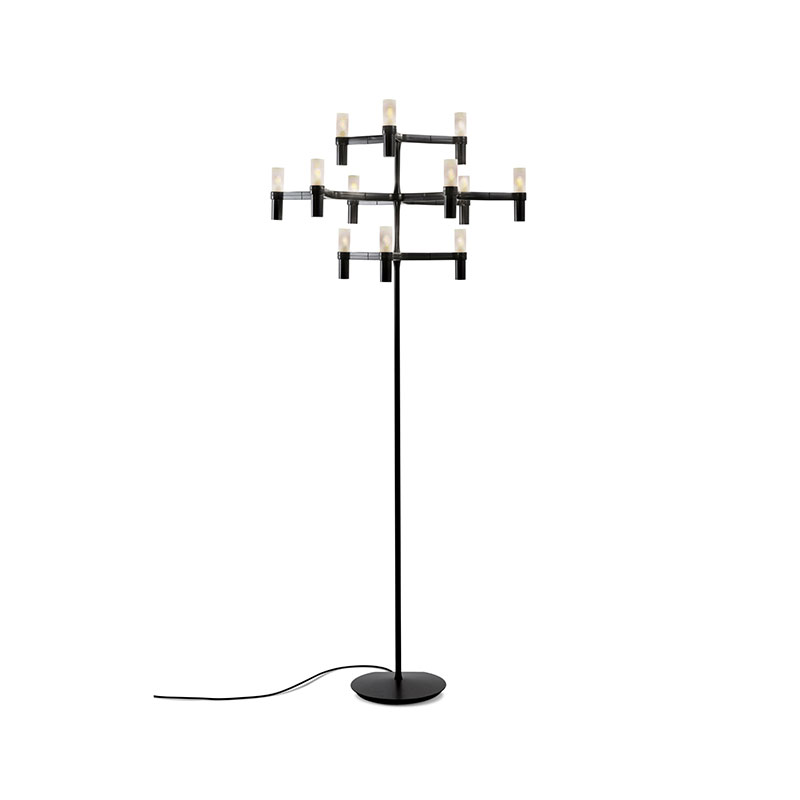 Nemo Lighting Crown Floor Lamp by Jehs + Laub