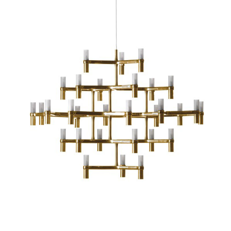 Nemo Lighting Crown Major Chandelier by Jehs + Laub