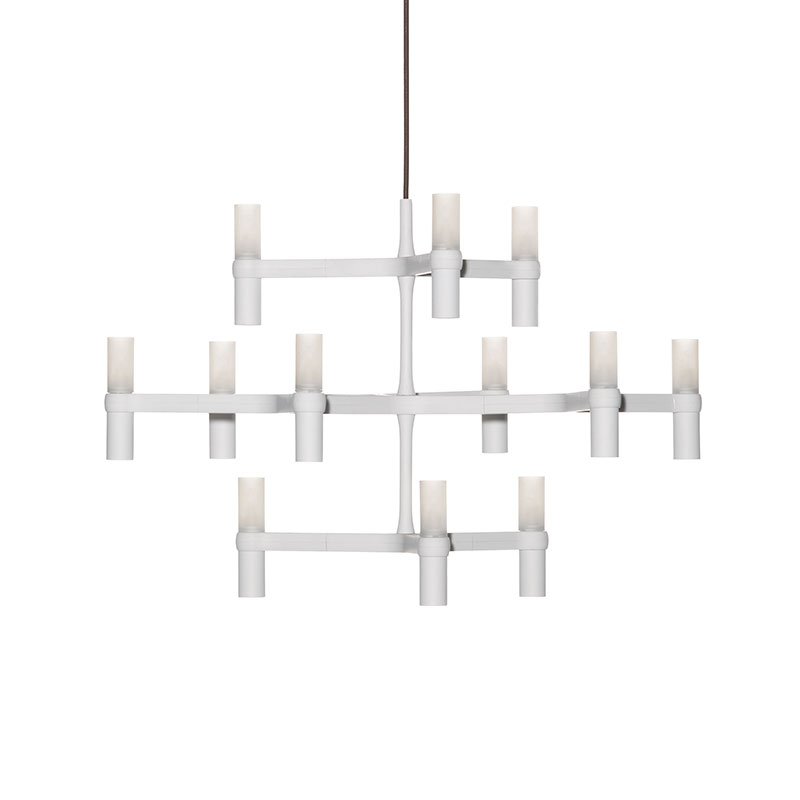 Nemo Lighting Crown Minor Chandelier by Jehs + Laub