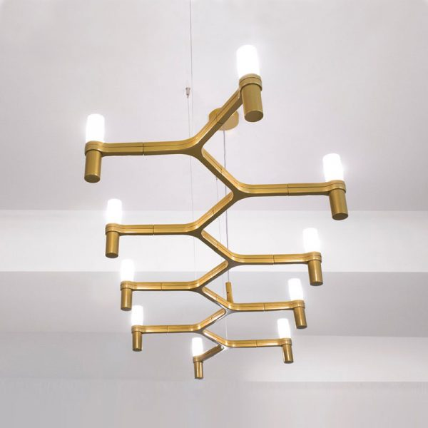 Crown Plana Linea Pendant Light