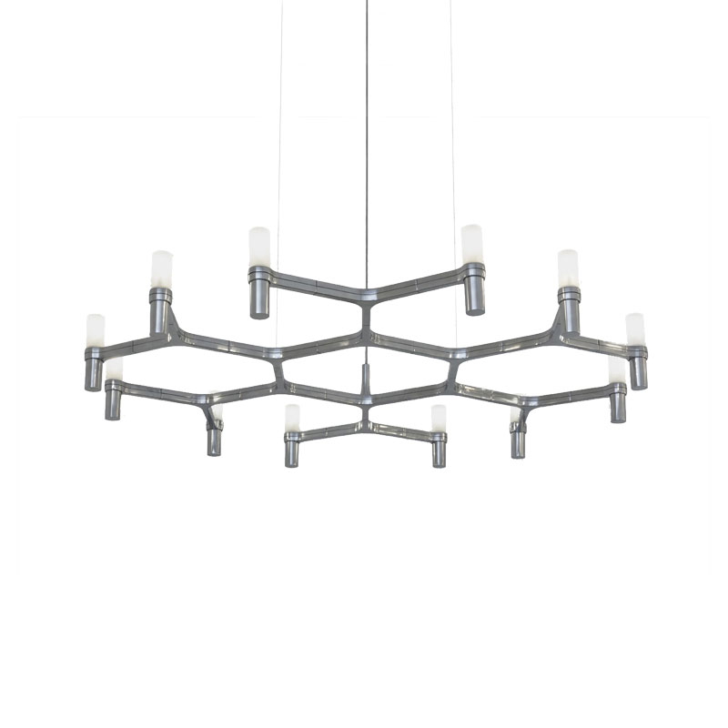 Nemo Lighting Crown Plana Minor Chandelier by Jehs + Laub