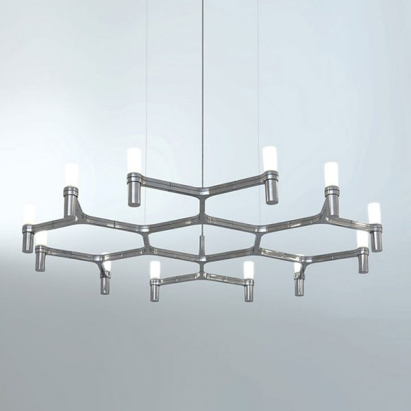 Crown Plana Minor Chandelier
