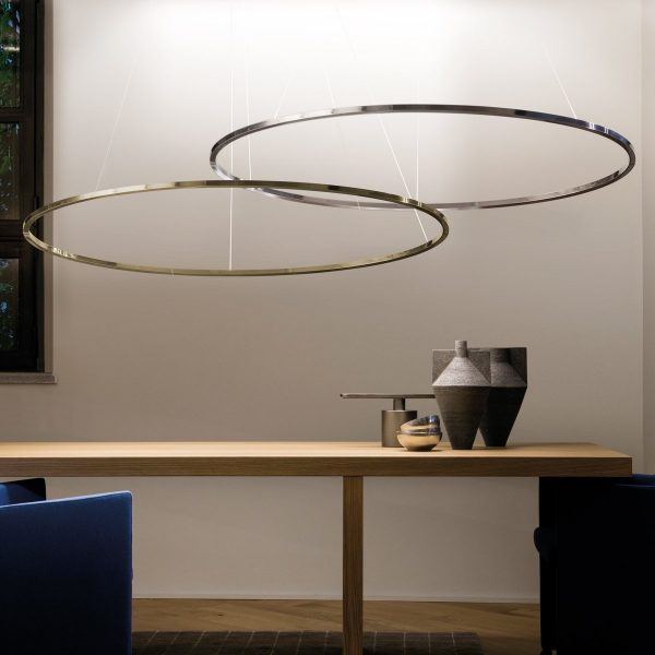 Ellisse Major Uplight Pendant Light