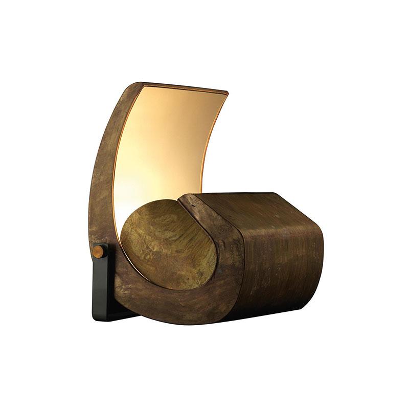 Nemo Lighting Escargot Floor Lamp by Le Corbusier