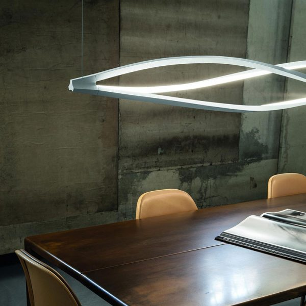 In The Wind Horizontal Pendant Lamp