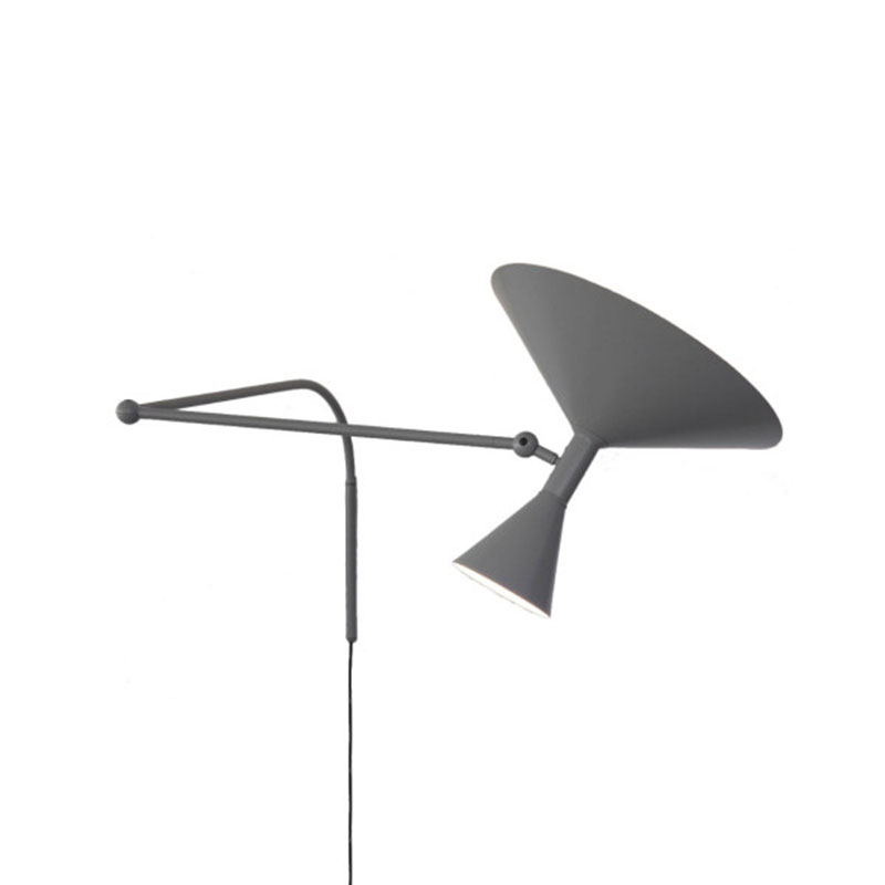 Nemo Lighting Lampe De Marseille Wall Lamp by Le Corbusier
